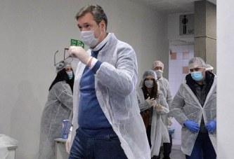 Vuçiç: Krah Prishtinës, në luftë me koronavirusi në Kosovë