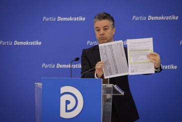 """PD, akuza qeverisë: si e bën të pamundur """"pagën e luftës"""" me anë të procedurave"""