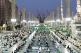 Pas më shumë se 70 ditësh: ja falja me distancë sociale në Xhaminë e Profetit në Medine