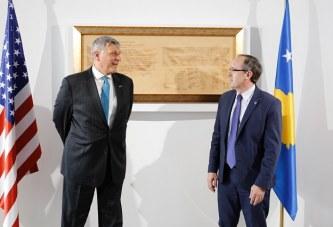 Qeveria e re e Kosovës, Uashintoni në zyrën e Hotit: Për dialogun, na ke pas!