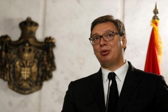 """""""Ngjitja në hënë"""" nga Rama, Vuçiç: Jo, s'negocioj me palën kosovare!"""