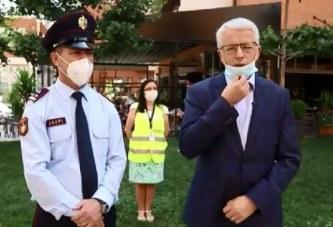 Infektimet, ministri Lleshaj: koha për reagim policor
