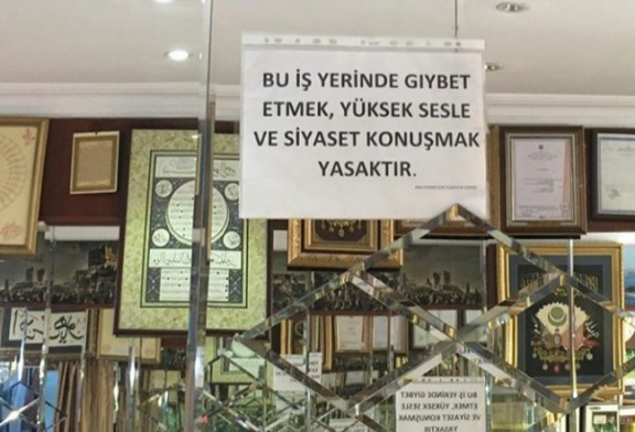 """Byrektorja """"me namuz"""" në zemër të Stambollit: kritere etike në hapësirë gastronomike"""