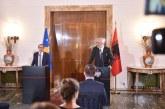 PROJEKTET/ Rama krah Hotit: koha për doganë kosovare në Durrës, ja tre fjalët kyçe për Kosovën