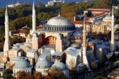 RETRO/ Një kishë, një xhami, dhe, në fund, një muze: historia thuajse 1500-vjeçare e Shën Sofisë